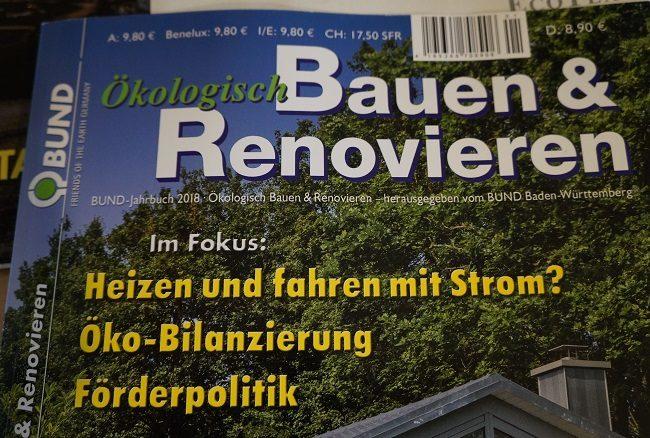 Interview Zu Verbietet Das Bauen Im Bund Jahrbuch Okologisch