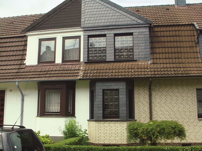 Schizophrenes Haus