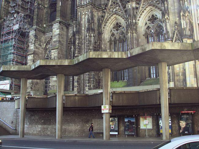 Bild Köln Domplatte