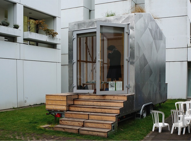 tiny houses als raumwunder verbietet das bauen. Black Bedroom Furniture Sets. Home Design Ideas