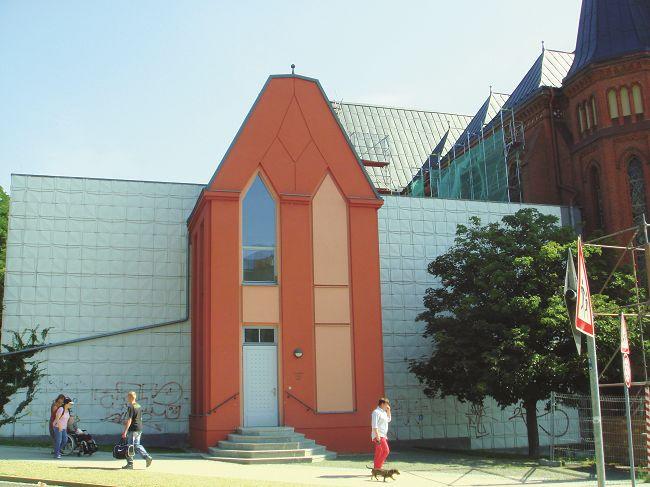 Frankfurt Oder Kirche