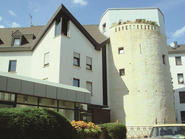 Burg Haus