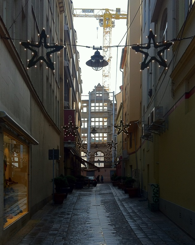 Fassade BLB Bremen.