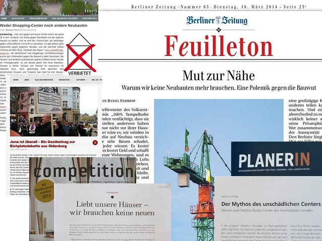 Collage Zeitungsartikel