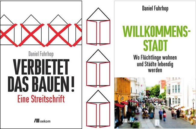 Collage der Buchtitel