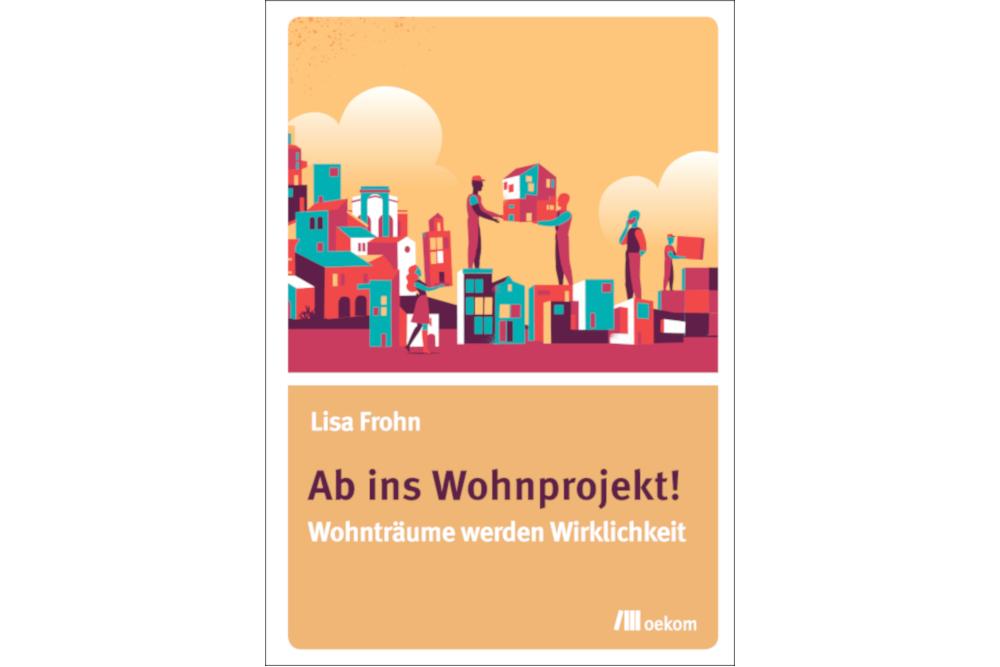 Cover Wohnprojekt-Buch