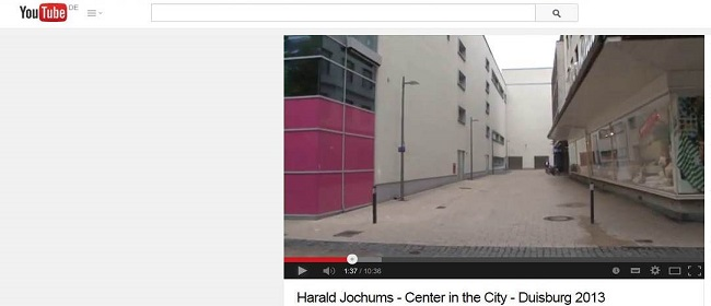 screenshot Jochums youtube
