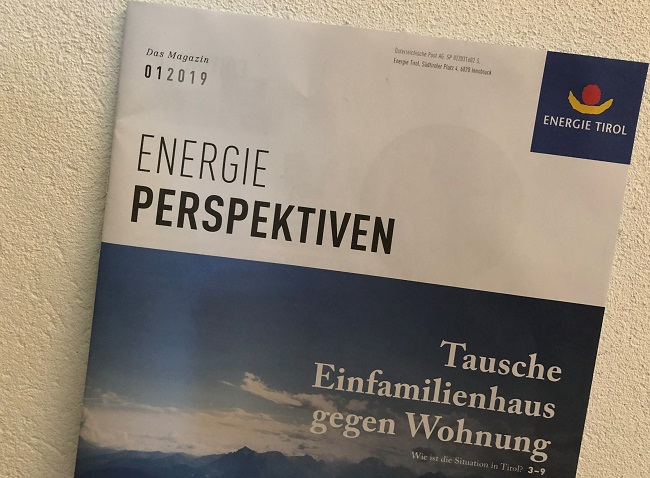 Energieperspektiven Titel