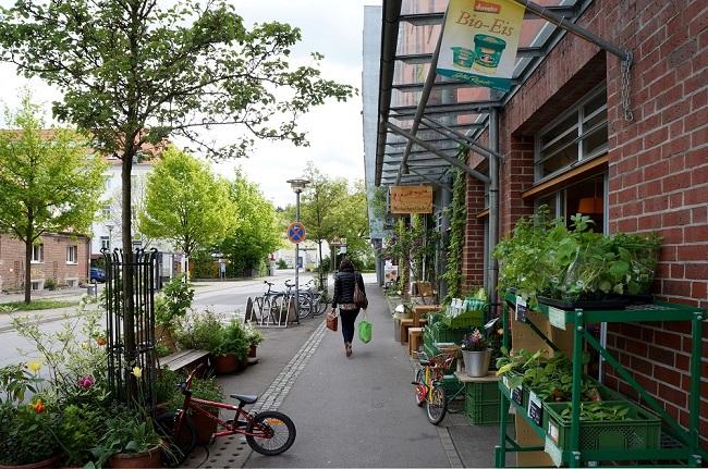 Aixer Straße Tübingen