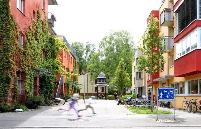 Französisches Viertel Tübingen