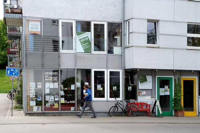 Werkstadthaus