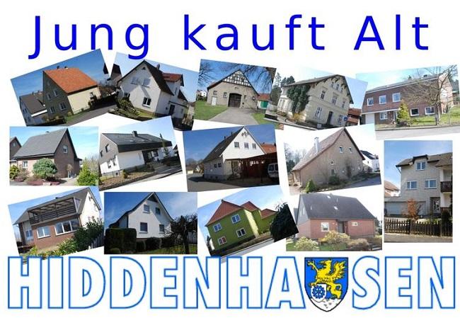 Logo Hiddenhausen Aktion