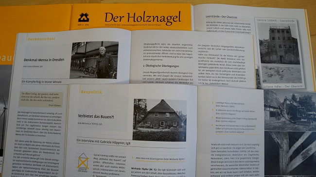 Holznagel Magazinseiten