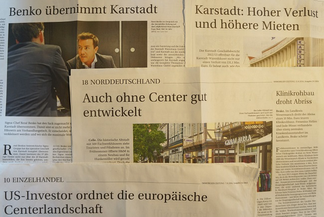 Artikelbilder Immobilien Zeitung