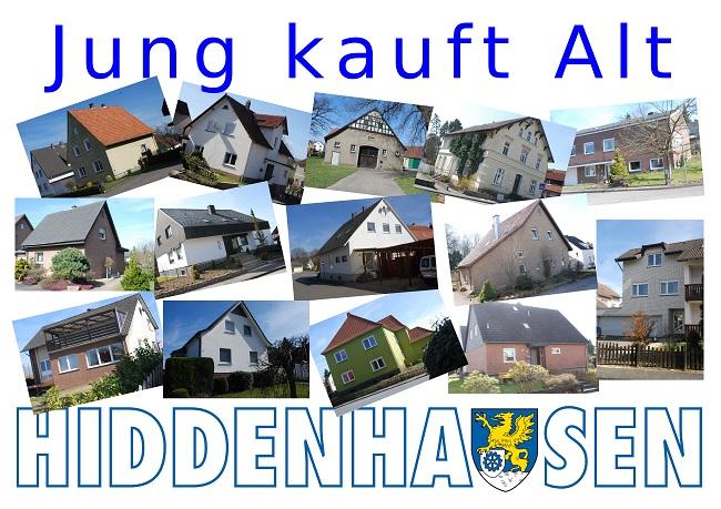 Postkartenbilder Hiddenhausen
