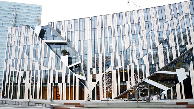 Kö Bogen Center Düsseldorf