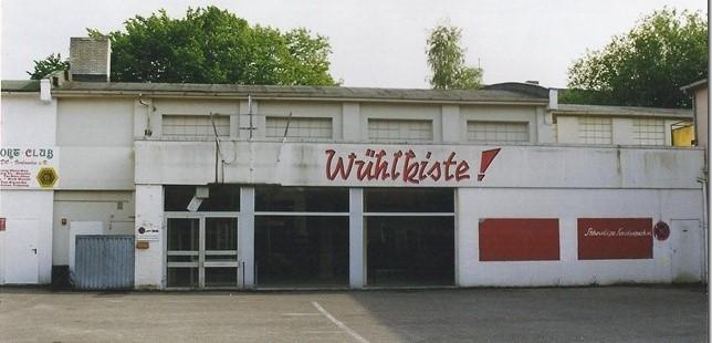 Leerstand Wühlkiste
