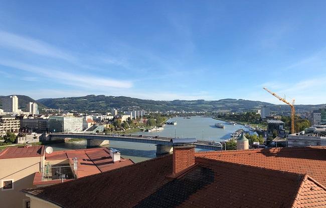 Linz und Donau