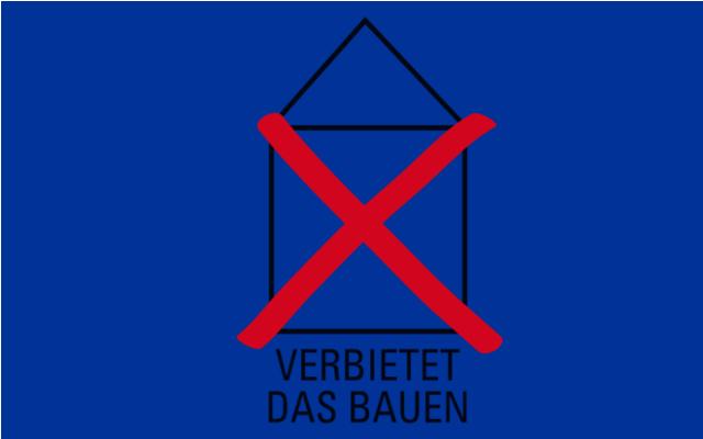 Logo Bauverbot