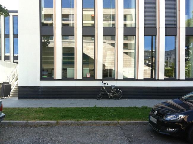 Arnulfpark Büro