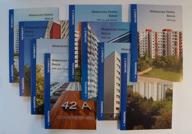 Coverfoto Heft Märkisches Viertel
