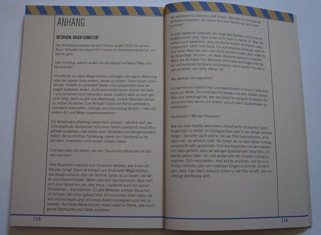 Interview aus dem Buch