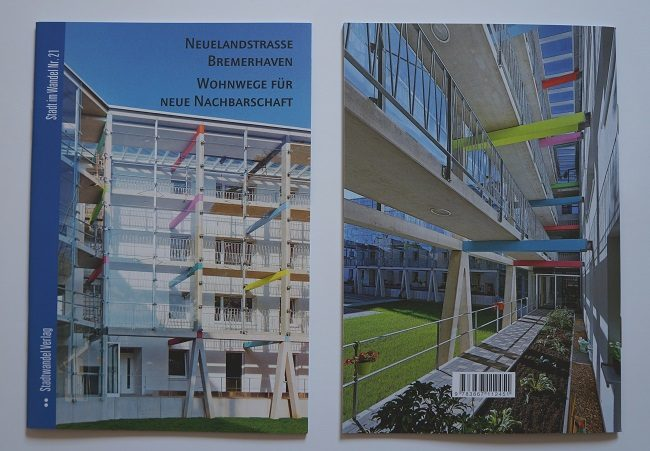 Cover Stadtwandel-Heft