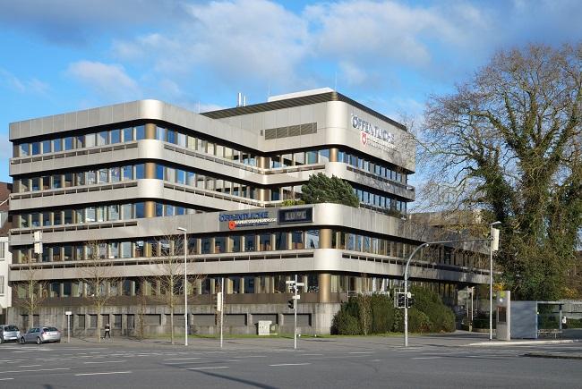 Öffentlche Versicherung Hauptgebäude