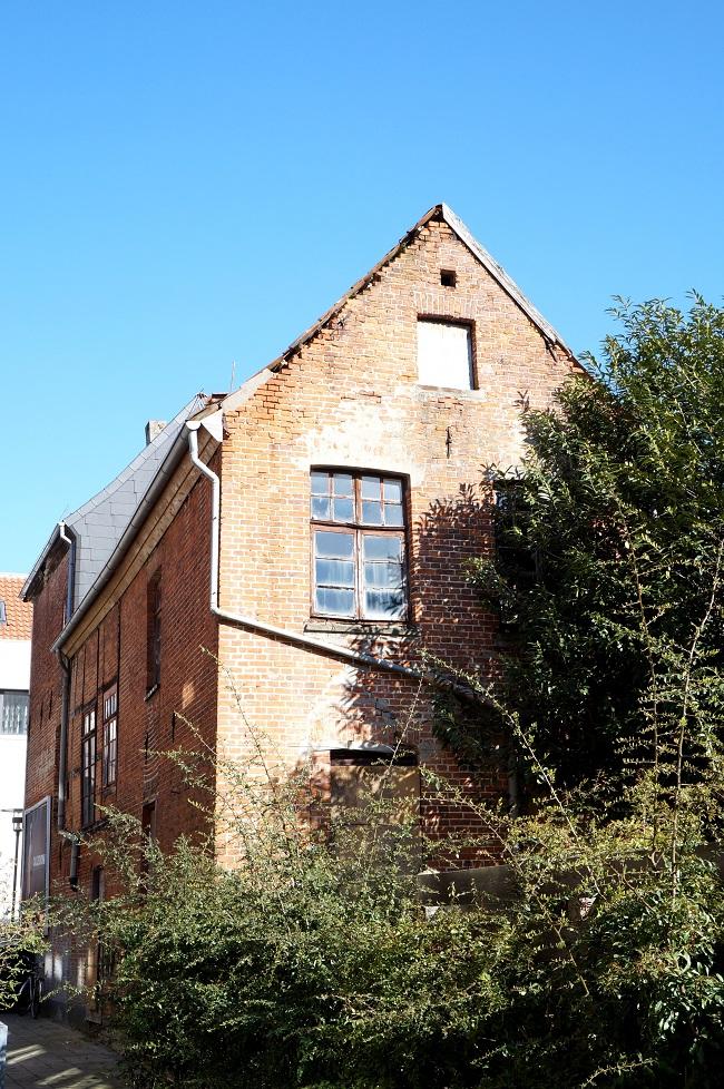 Oldenburg Burgstraße 5 Rückseite