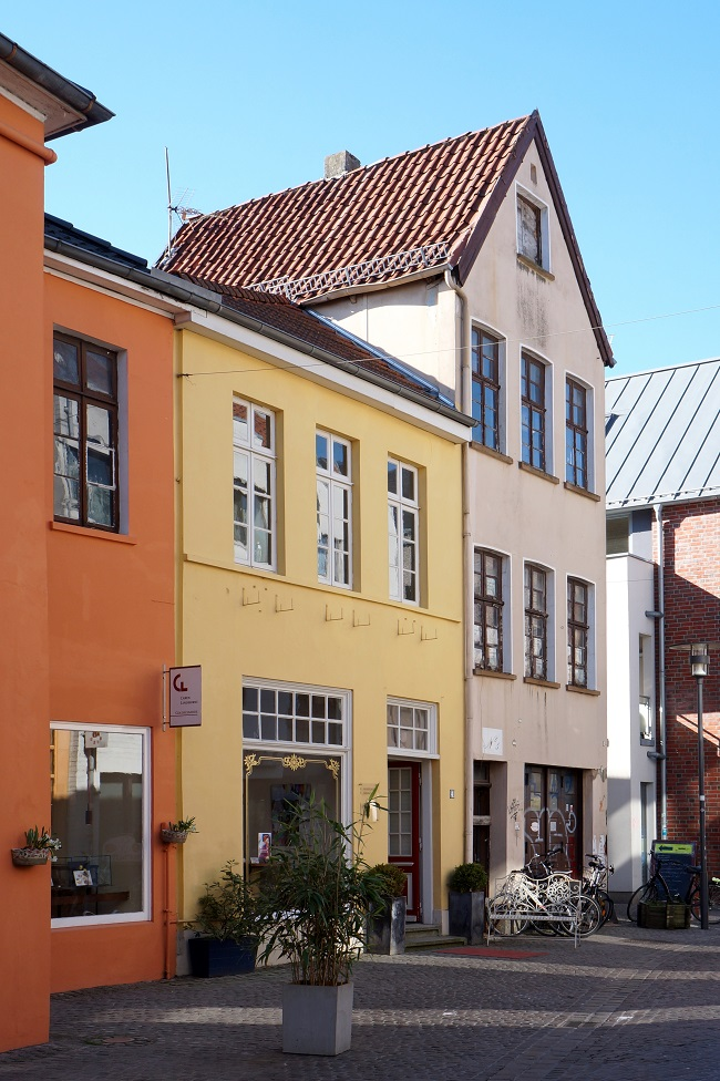 Oldenburg Burgstr 5 vorn