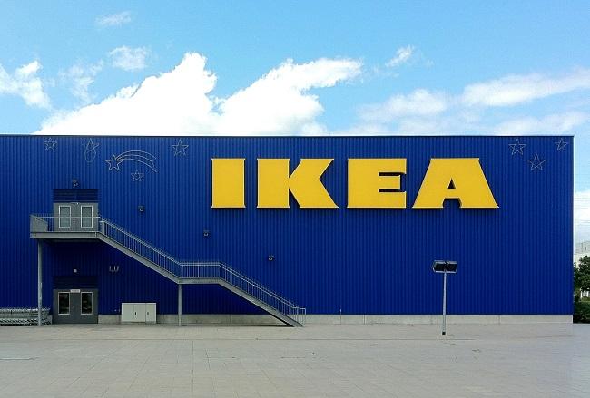 IKEA Oldenburg Seitenansicht