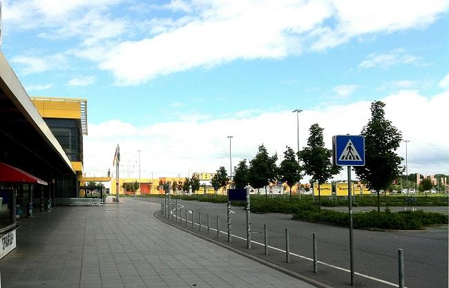 IKEA und OBI Oldenburg