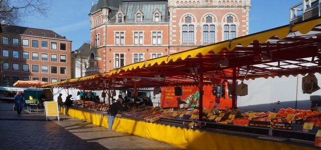 Marktplatz in Oldenburg