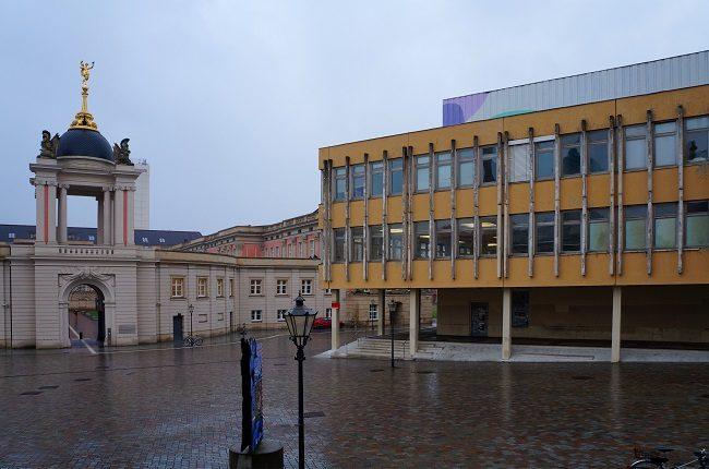 FH Potsdam und Landtag