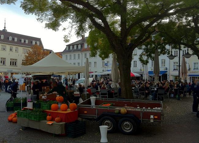 Marktplatz Saarbrücken