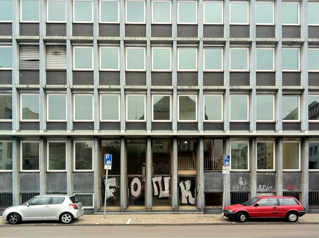 Saarbrücken Bürobau leer