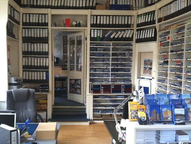 Ladenlokal Verlag