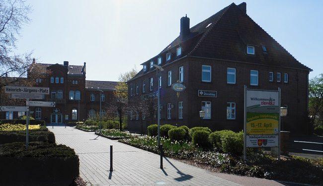 Hotel Steuding und Bahnhof