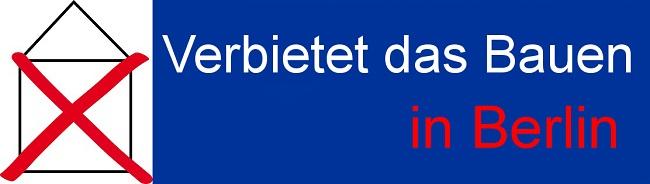 Logo Vortrag Bauverbot Berlin