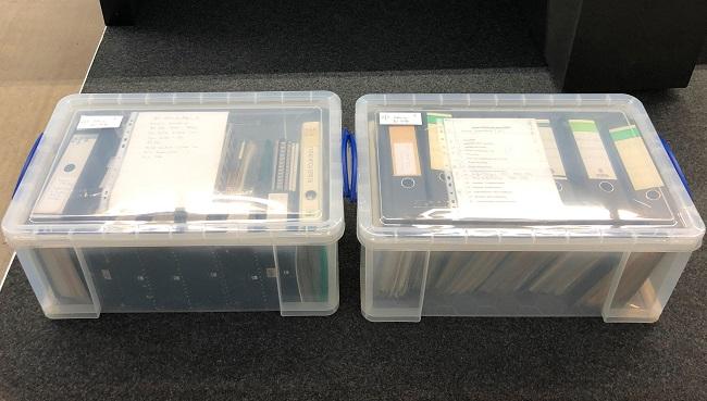 Kisten Archiv