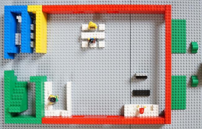 Legolandschaft