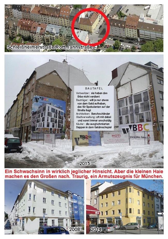 Flugblatt München