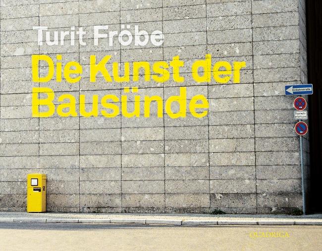 Cover Buch Kunst der Bausünde
