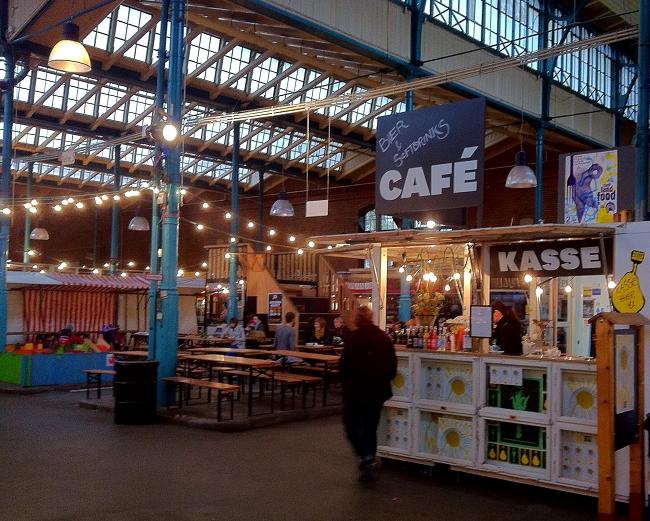 Markthalle 9 Café