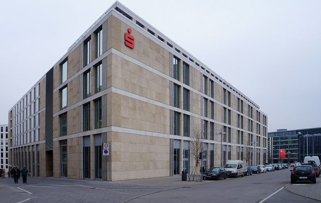 Stuttgart Europaviertel