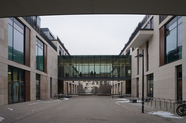 Stuttgart Europaviertel Milaneo